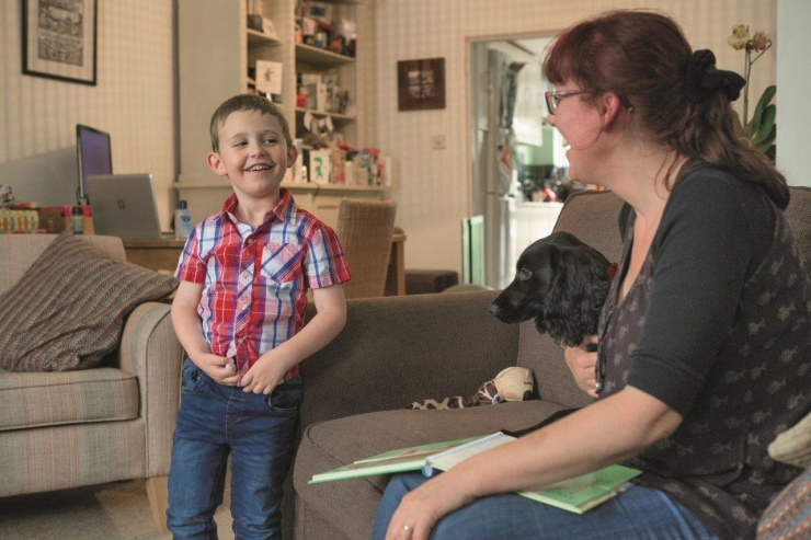 Masonic funding allows Dogs for Good to help more families ...