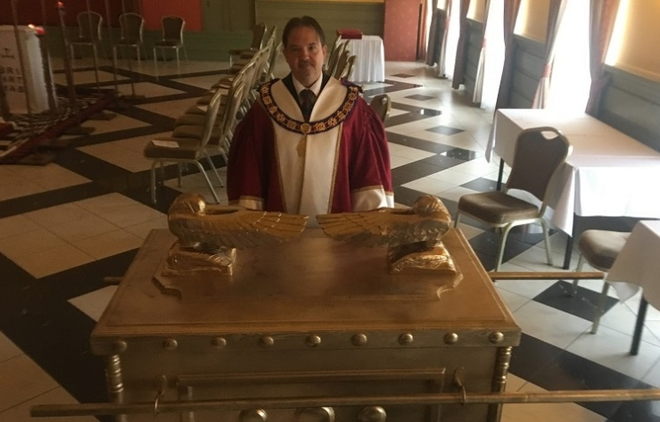 Middlesex Freemasons Pass The Veils In Hungary