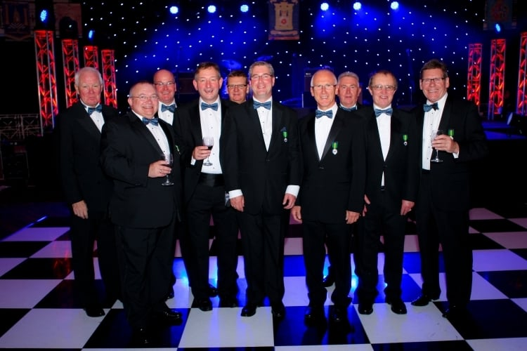 Derbyshire Freemasons raise £2.4 million for MSF