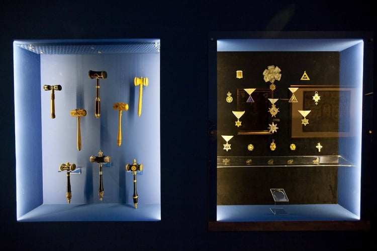 New masonic exhibition at the National Museum in Warsaw
