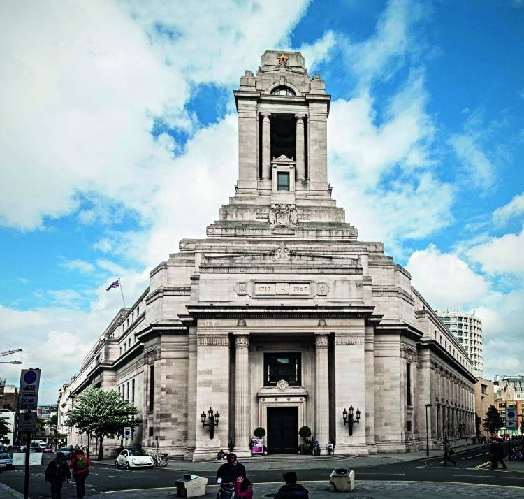Freemasons' Hall to take part of Open House London 2014!