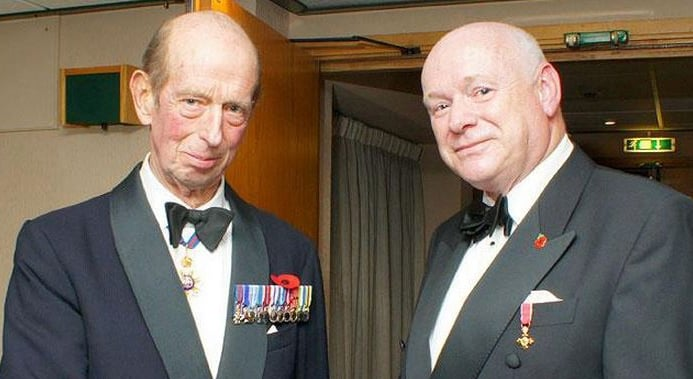 Freemasons take part in Remembrance and Armistice Days 2014