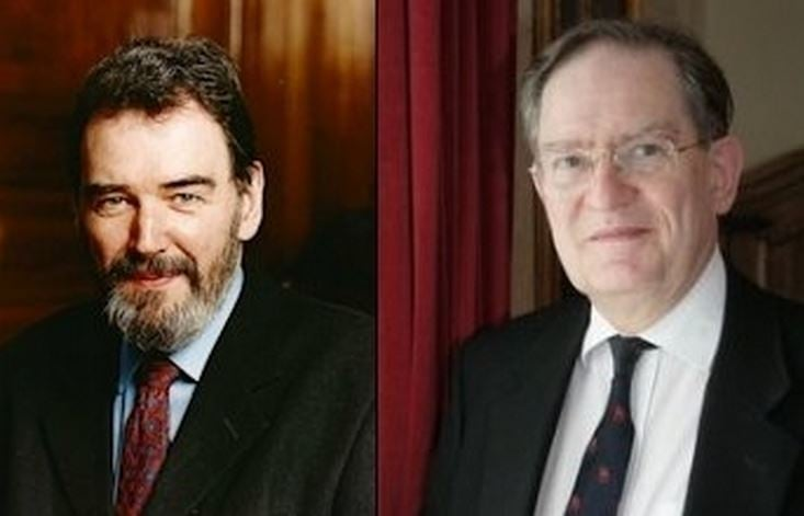 'Our Yesterdays' - Graham Redman and John Hamill