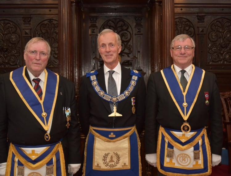Royal Masonic School for boys reunion