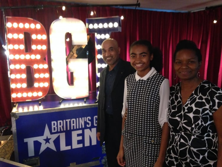Daughter of London Freemason reaches Britain's Got Talent final