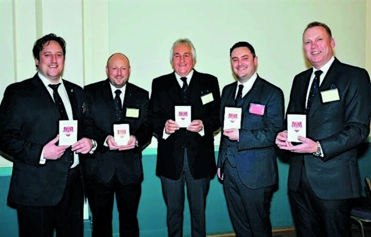 White Ribbon Club formed in Leicestershire and Rutland