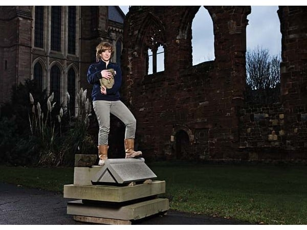 Emily Draper becomes Worcester Cathedral's first female